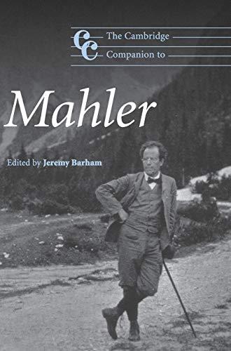 9780521832731: The Cambridge Companion to Mahler (Cambridge Companions to Music)