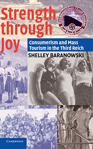 9780521833523: Strength through Joy: Consumerism and Mass Tourism in the Third Reich