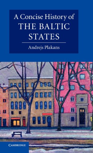 9780521833721: A Concise History of the Baltic States