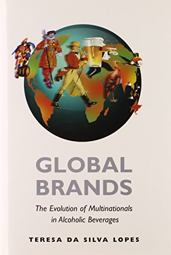 9780521833974: Global Brands: The Evolution of Multinationals in Alcoholic Beverages (Cambridge Studies in the Emergence of Global Enterprise)