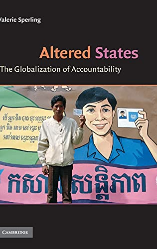 9780521834001: Altered States: The Globalization of Accountability