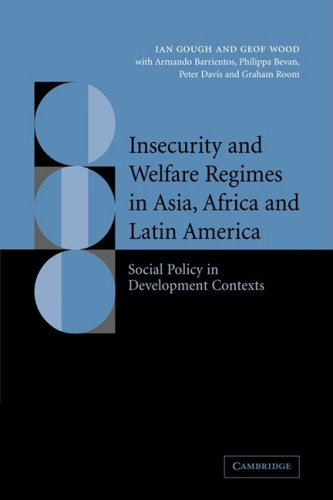 9780521834193: Insecurity and Welfare Regimes in Asia, Africa and Latin America: Social Policy in Development Contexts