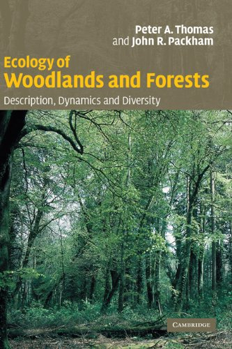 9780521834520: Ecology of Woodlands and Forests: Description, Dynamics and Diversity