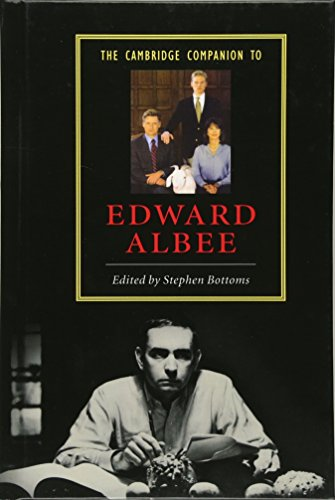 9780521834551: The Cambridge Companion to Edward Albee Hardback (Cambridge Companions to Literature)