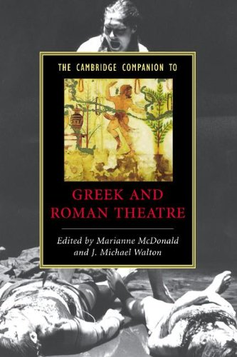9780521834568: The Cambridge Companion to Greek and Roman Theatre (Cambridge Companions to Literature)