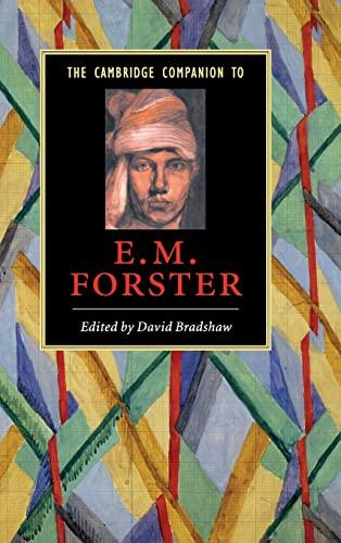 9780521834759: The Cambridge Companion to E. M. Forster (Cambridge Companions to Literature)