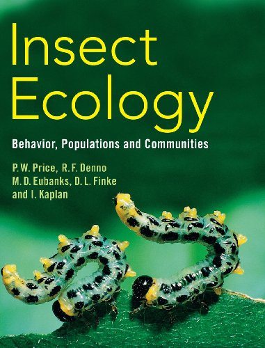 9780521834889: Insect Ecology: Behavior, Populations and Communities