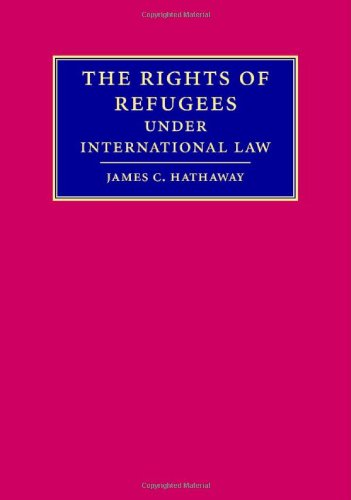 9780521834940: The Rights of Refugees under International Law