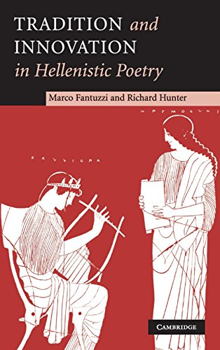 9780521835114: Tradition and Innovation in Hellenistic Poetry
