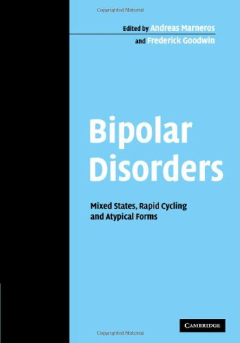 9780521835176: Bipolar Disorders: Mixed States, Rapid Cycling and Atypical Forms (Cambridge Studies in International and Comparative Law. New Series)