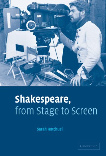 9780521836241: Shakespeare, from Stage to Screen Hardback