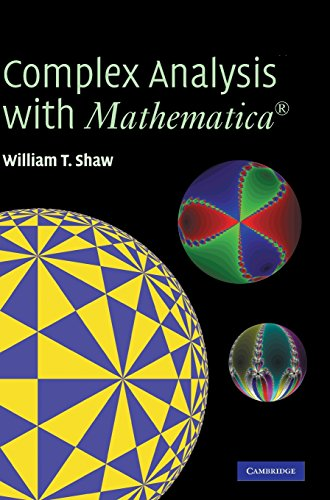 9780521836265: Complex Analysis with MATHEMATICA® Hardback