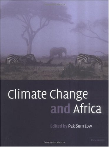 Climate Change and Africa: Editor-Pak Sum Low