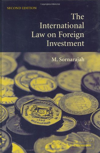 9780521837132: The International Law on Foreign Investment