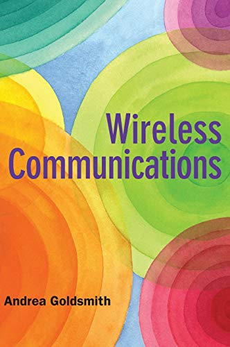 Wireless Communications 9780521837163 Wireless technology is a truly revolutionary paradigm shift, enabling multimedia communications between people and devices from any location. It also underpins exciting applications such as sensor networks, smart homes, telemedicine, and automated highways. This book provides a comprehensive introduction to the underlying theory, design techniques and analytical tools of wireless communications, focusing primarily on the core principles of wireless system design. The book begins with an overview of wireless systems and standards. The characteristics of the wireless channel are then described, including their fundamental capacity limits. Various modulation, coding, and signal processing schemes are then discussed in detail, including state-of-the-art adaptive modulation, multicarrier, spread spectrum, and multiple antenna techniques. The concluding chapters deal with multiuser communications, cellular system design, and ad-hoc network design. Design insights and tradeoffs are emphasized throughout the book. It contains many worked examples, over 200 figures, almost 300 homework exercises, over 700 references, and is an ideal textbook for students. The book is also a valuable reference for engineers in the wireless industry. Andrea Goldsmith received her Ph.D. from the University of California, Berkeley, and is an Associate Professor of Electrical Engineering at Stanford University. Prior to this she was an Assistant Professor at the California Institute of Technology. She has also held positions in industry at Maxim Technologies and AT&T Bell Laboratories. She is a Fellow of the IEEE, has received numerous other awards and honors, and is the author of over 150 technical papers in the field of wireless communications.
