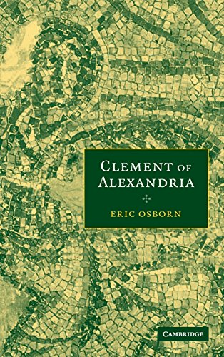 9780521837538: Clement of Alexandria