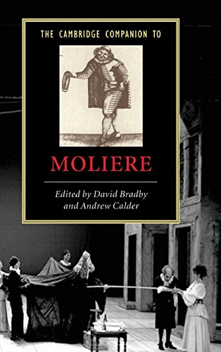 Cambridge Companion To Moliere (Cambridge Companions To Literature)