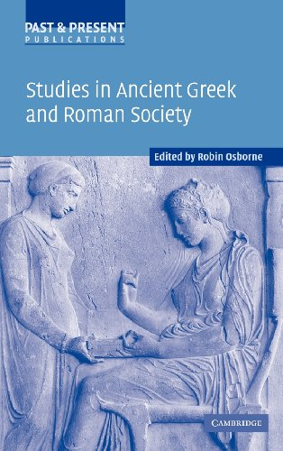 9780521837699: Studies in Ancient Greek and Roman Society (Past and Present Publications)