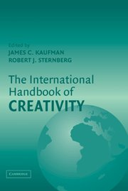 9780521838429: The International Handbook of Creativity