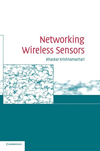 9780521838474: Networking Wireless Sensors