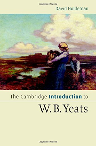 9780521838559: The Cambridge Introduction to W.B. Yeats (Cambridge Introductions to Literature)