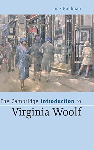 9780521838832: The Cambridge Introduction to Virginia Woolf (Cambridge Introductions to Literature)