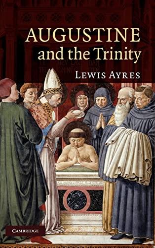 9780521838863: Augustine and the Trinity Hardback