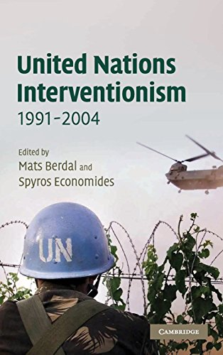 9780521838979: United Nations Interventionism, 1991-2004 Hardback (LSE Monographs in International Studies)