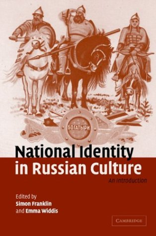 9780521839266: National Identity in Russian Culture: An Introduction