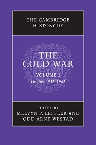 9780521839389: The Cambridge History of the Cold War 3 Volume Set