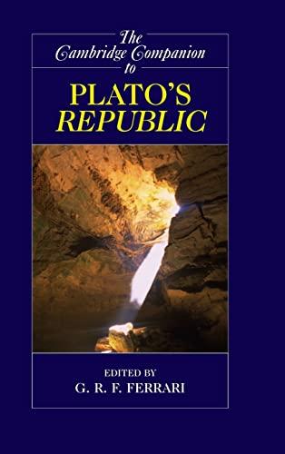 9780521839631: The Cambridge Companion to Plato's Republic