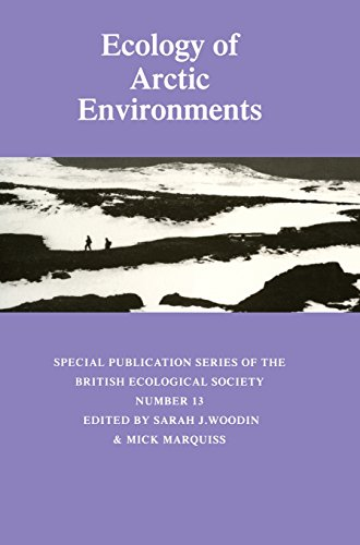 9780521839983: Ecology of Arctic Environments: 13th Special Symposium of the British Ecological Society