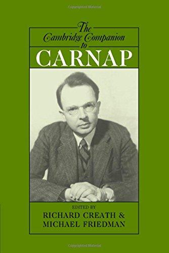 9780521840156: The Cambridge Companion to Carnap (Cambridge Companions to Philosophy)