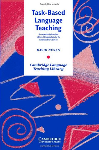 9780521840170: Task-Based Language Teaching (Cambridge Language Teaching Library)