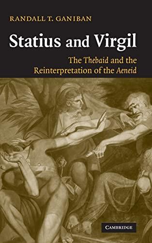 9780521840392: Statius and Virgil: The Thebaid and the Reinterpretation of the Aeneid