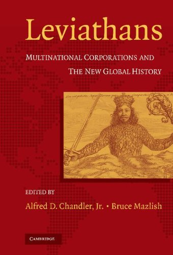 9780521840613: Leviathans: Multinational Corporations and the New Global History