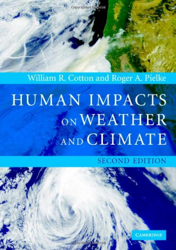 9780521840866: Human Impacts on Weather and Climate