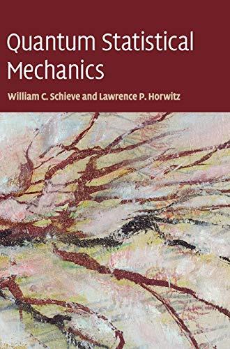 9780521841467: Quantum Statistical Mechanics