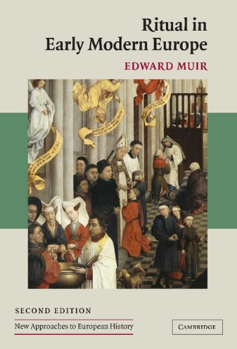 9780521841535: Ritual in Early Modern Europe (New Approaches to European History)