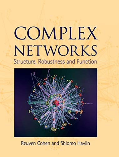 9780521841566: Complex Networks: Structure, Robustness and Function