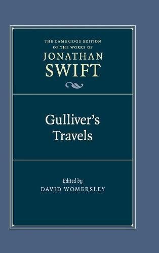 9780521841641: Gulliver's Travels Hardback (The Cambridge Edition of the Works of Jonathan Swift)