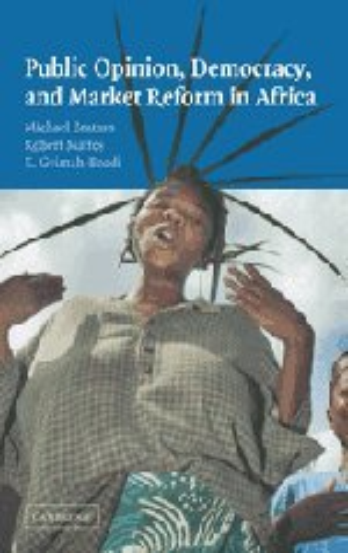 9780521841917: Public Opinion, Democracy, and Market Reform in Africa (Cambridge Studies in Comparative Politics)