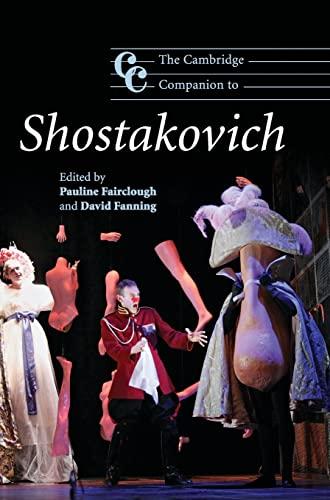 9780521842204: The Cambridge Companion to Shostakovich (Cambridge Companions to Music)
