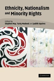 9780521842297: Ethnicity, Nationalism, and Minority Rights