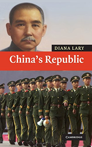 9780521842563: China's Republic (New Approaches to Asian History)