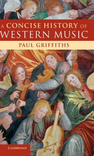 9780521842945: A Concise History of Western Music