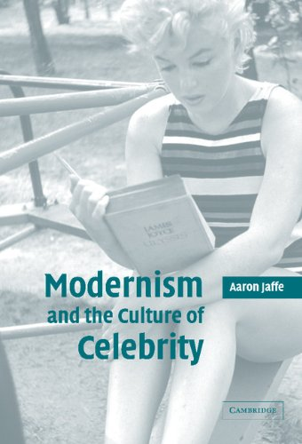 9780521843010: Modernism and the Culture of Celebrity