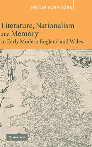 9780521843034: Literature, Nationalism, and Memory in Early Modern England and Wales