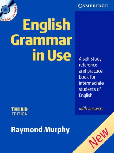 9780521843119: English Grammar In Use with Answers and CD ROM: A Self-study Reference and Practice Book for Intermediate Students of English