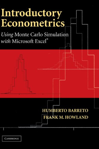 9780521843195: Introductory Econometrics: Using Monte Carlo Simulation with Microsoft Excel